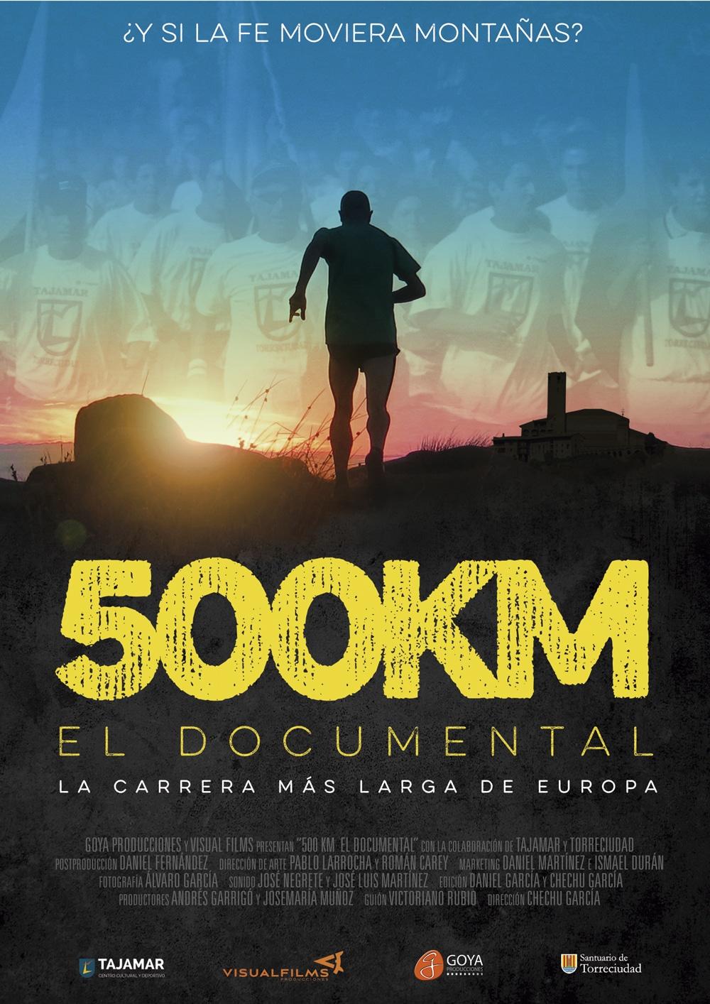 500 KM: La carrera más larga de Europa