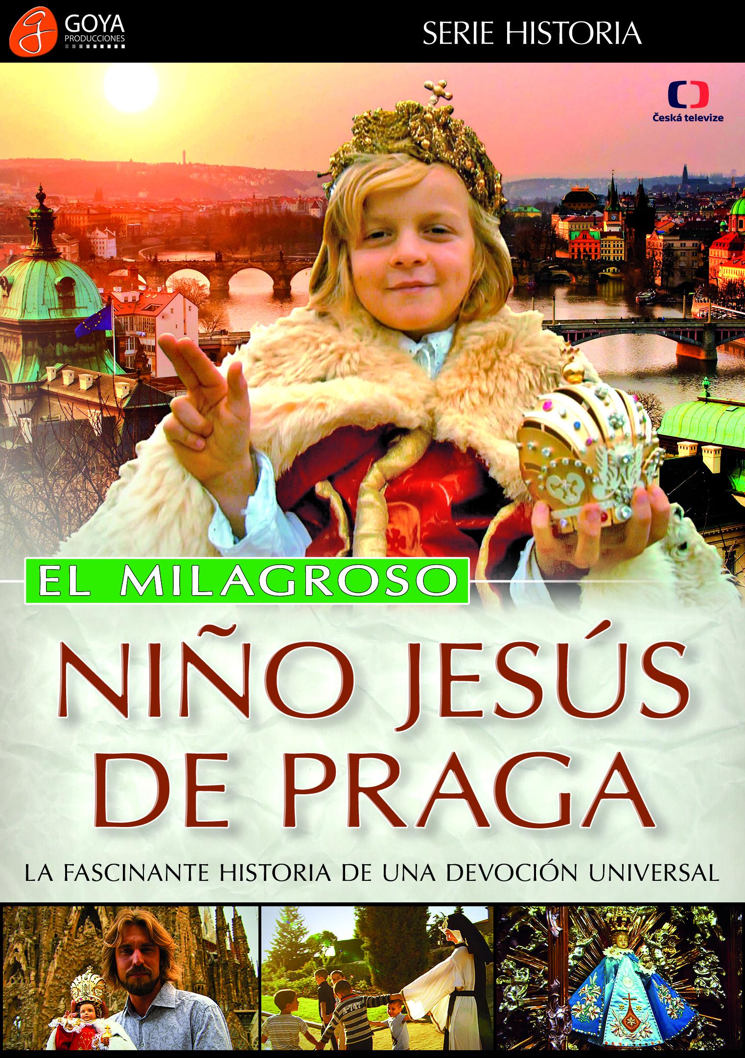 El Milagroso Niño Jesus de Praga