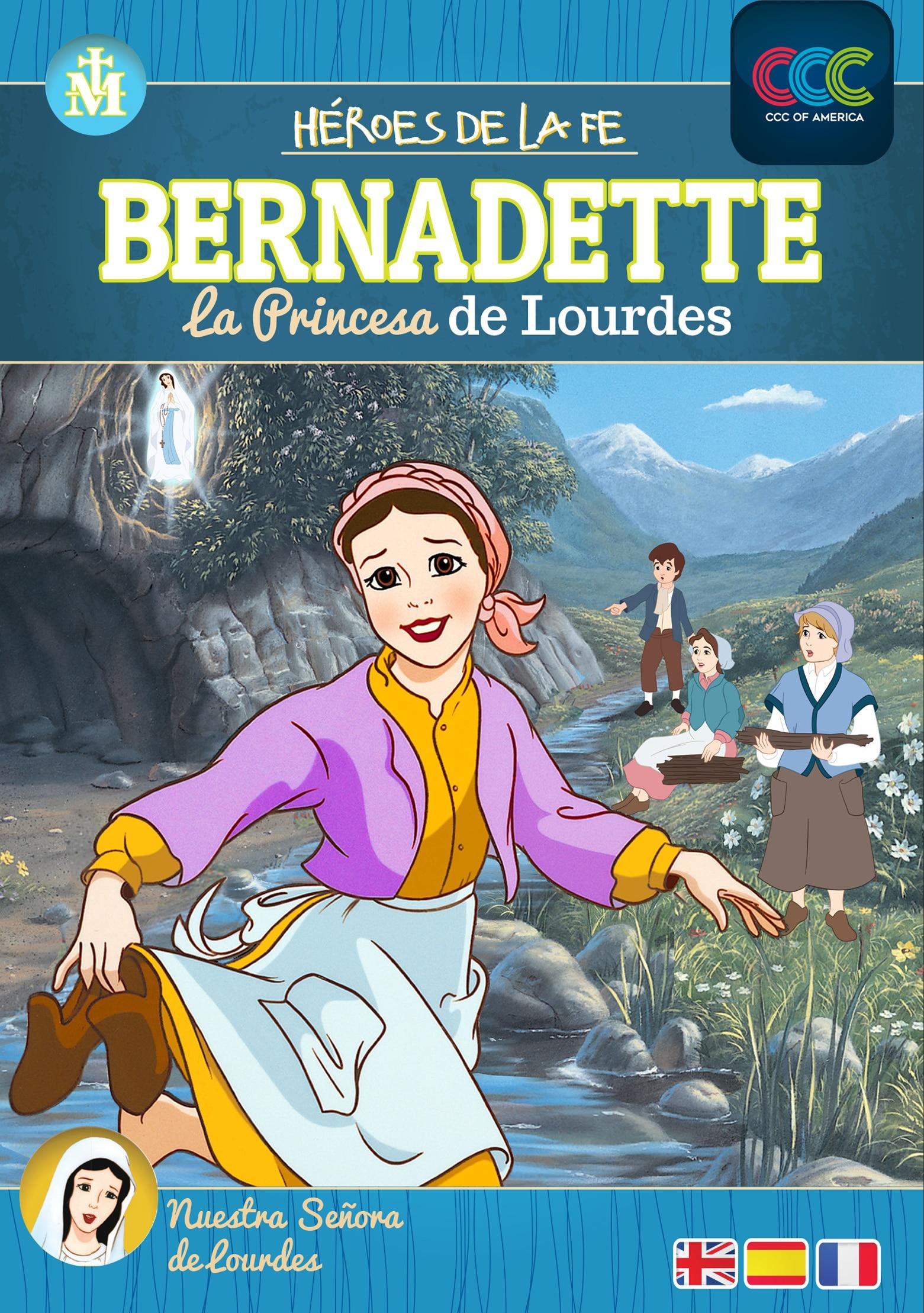 Bernadette (La princesa de Lourdes)