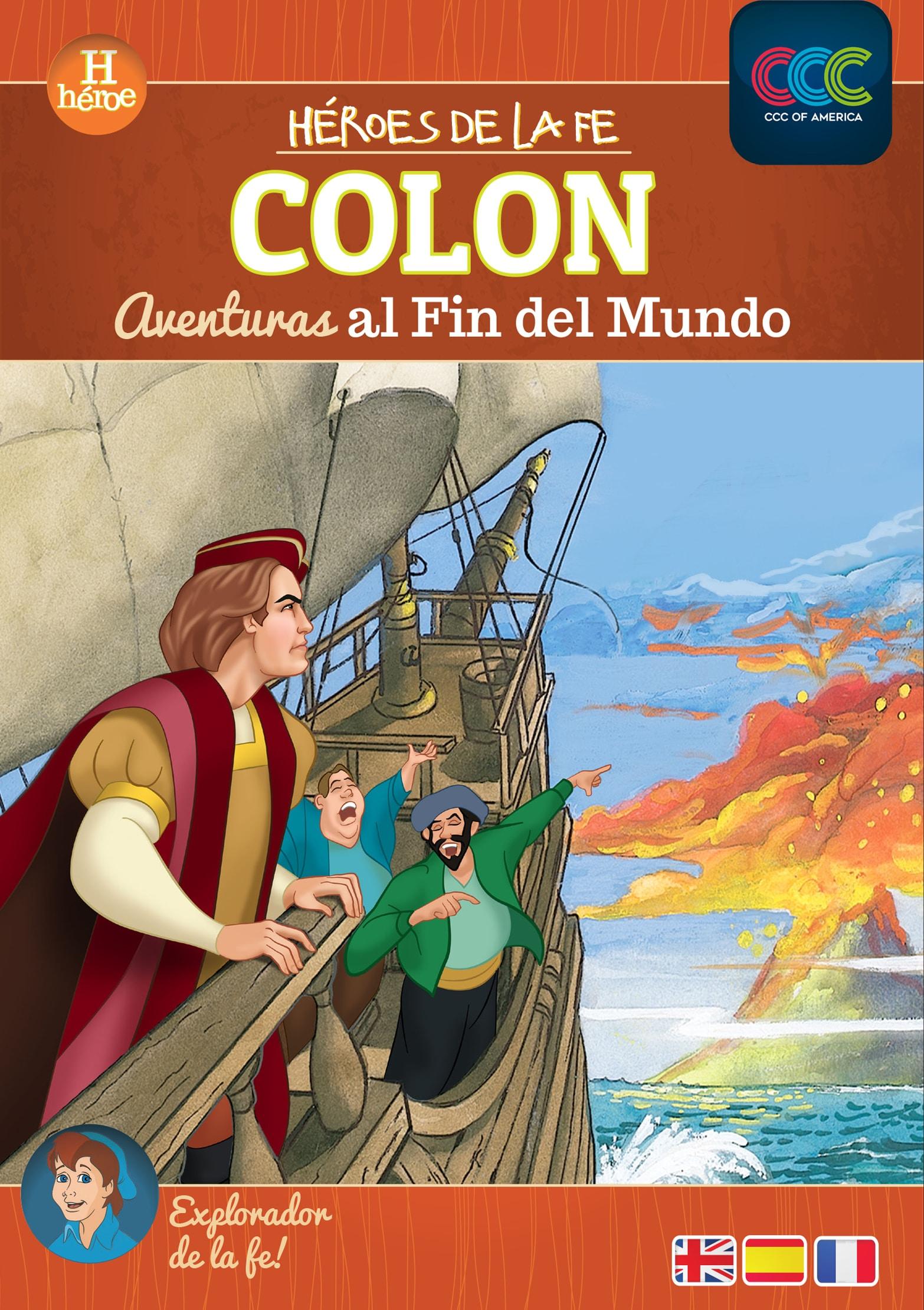 Colón (Aventuras al fin del mundo)