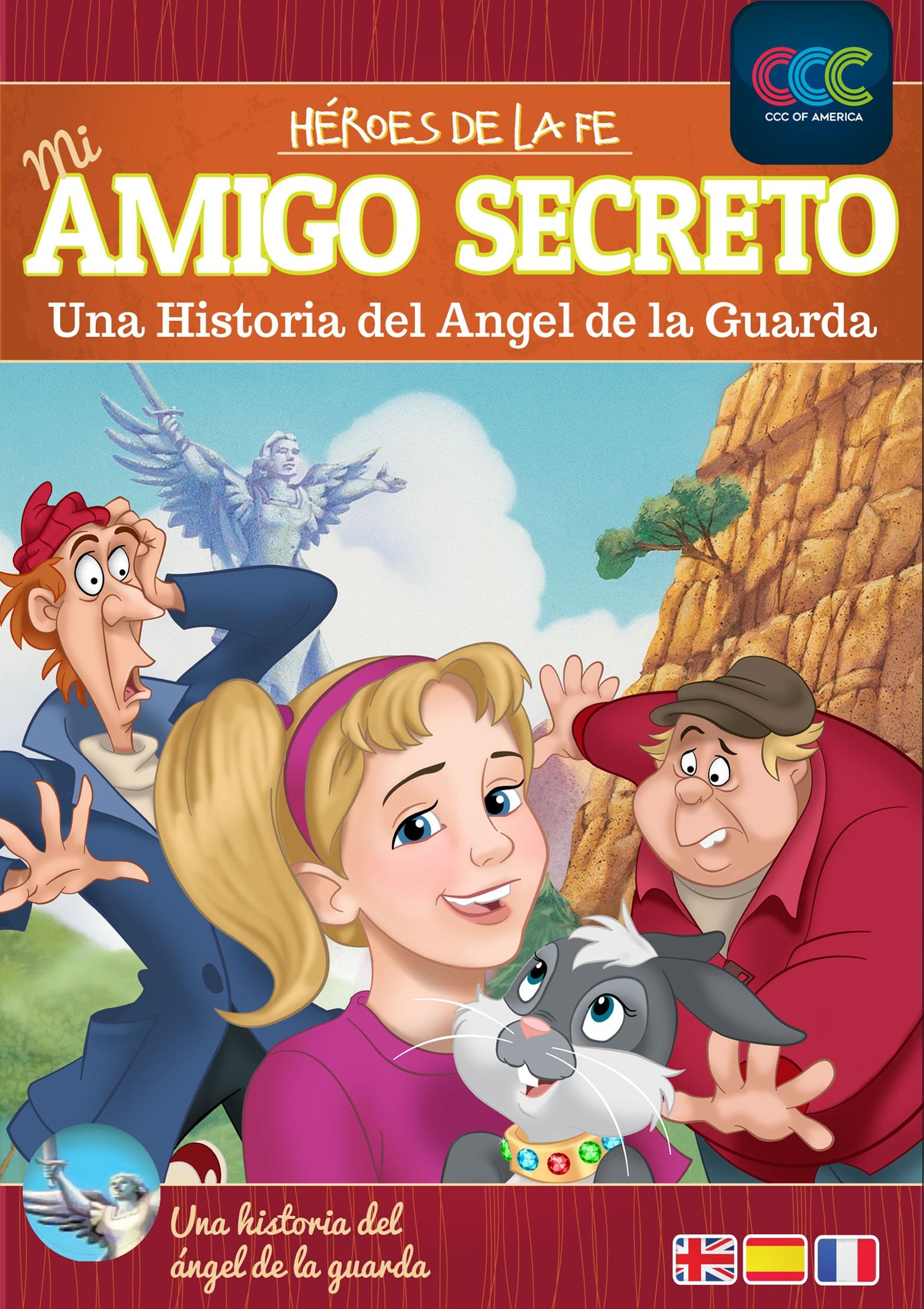 Amigo Secreto (Una historia del ángel de la guarda)