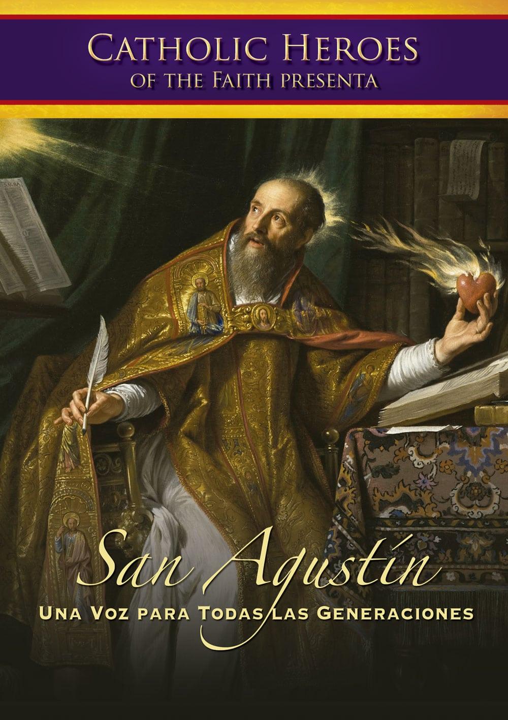 San Agustín: una voz para todas las generaciones