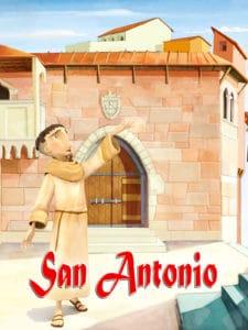 San Antonio de Padua (Animación)