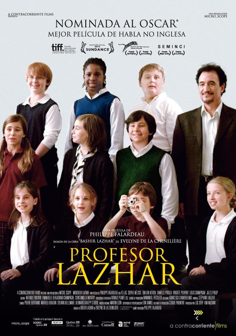 El Profesor Lazhar
