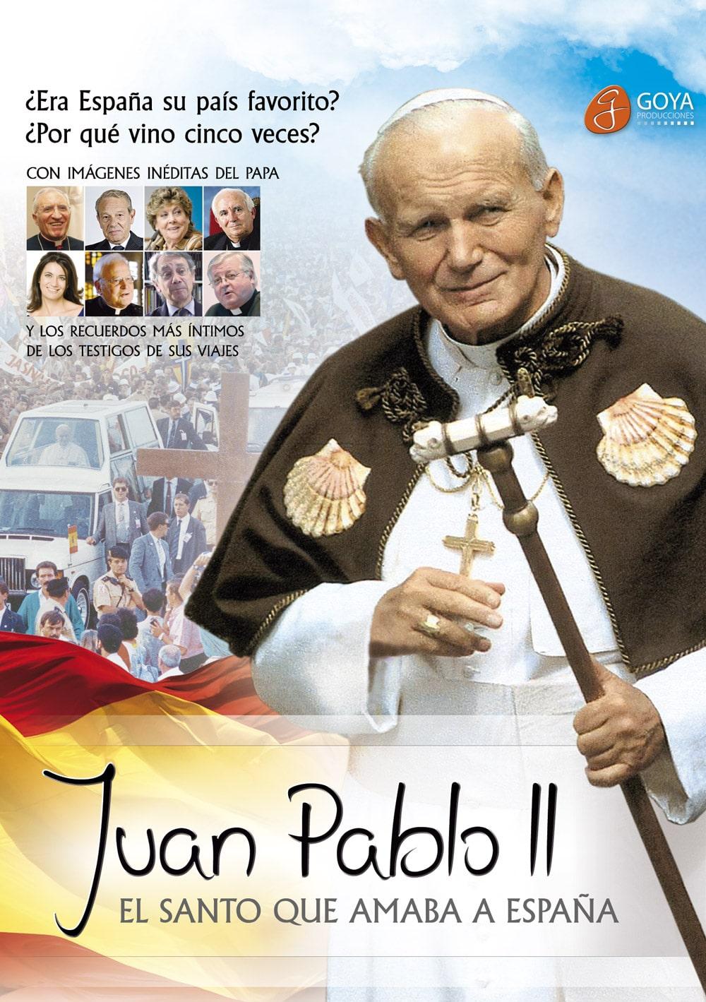 Juan Pablo II: el santo que amaba España