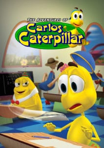 Las Aventuras de Carlos Caterpillar