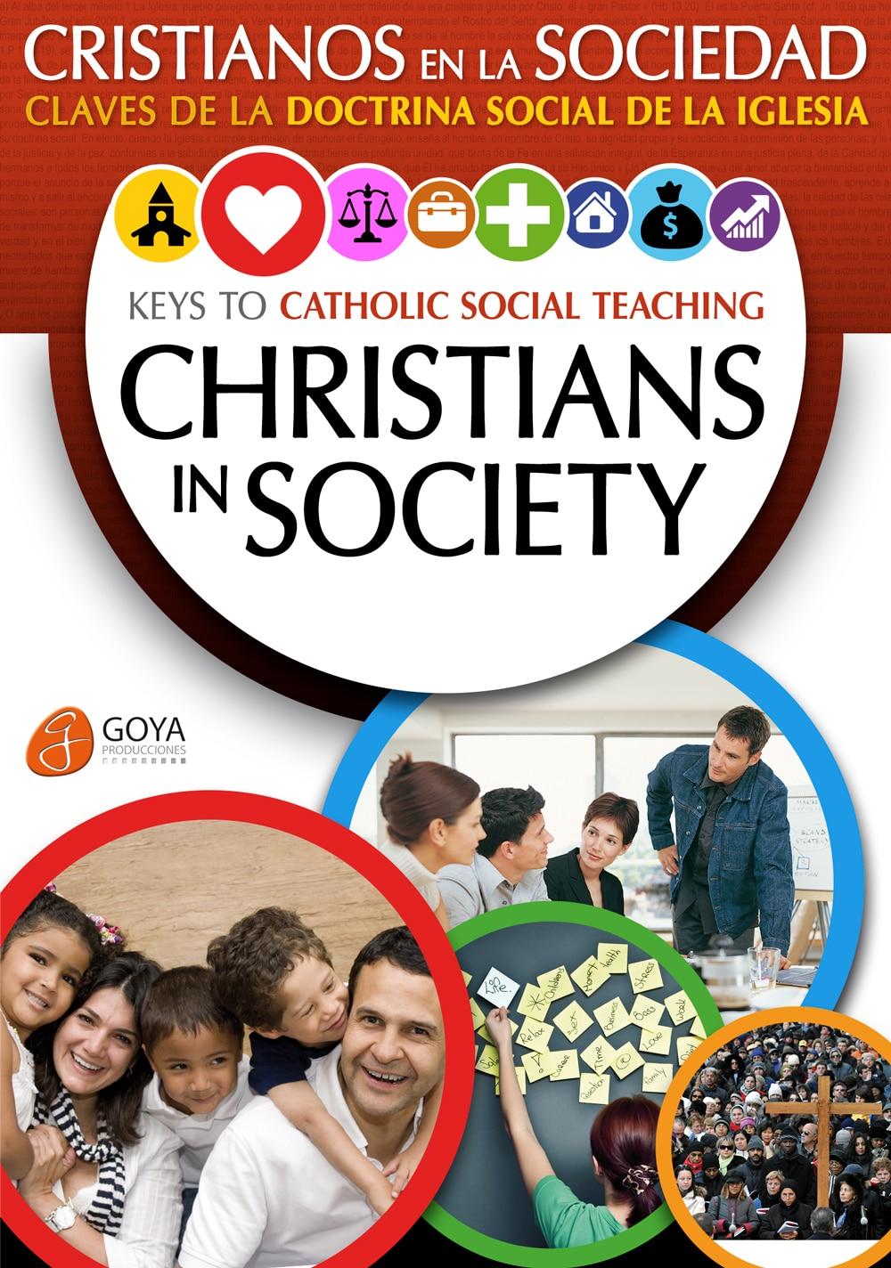 Cristianos en la sociedad