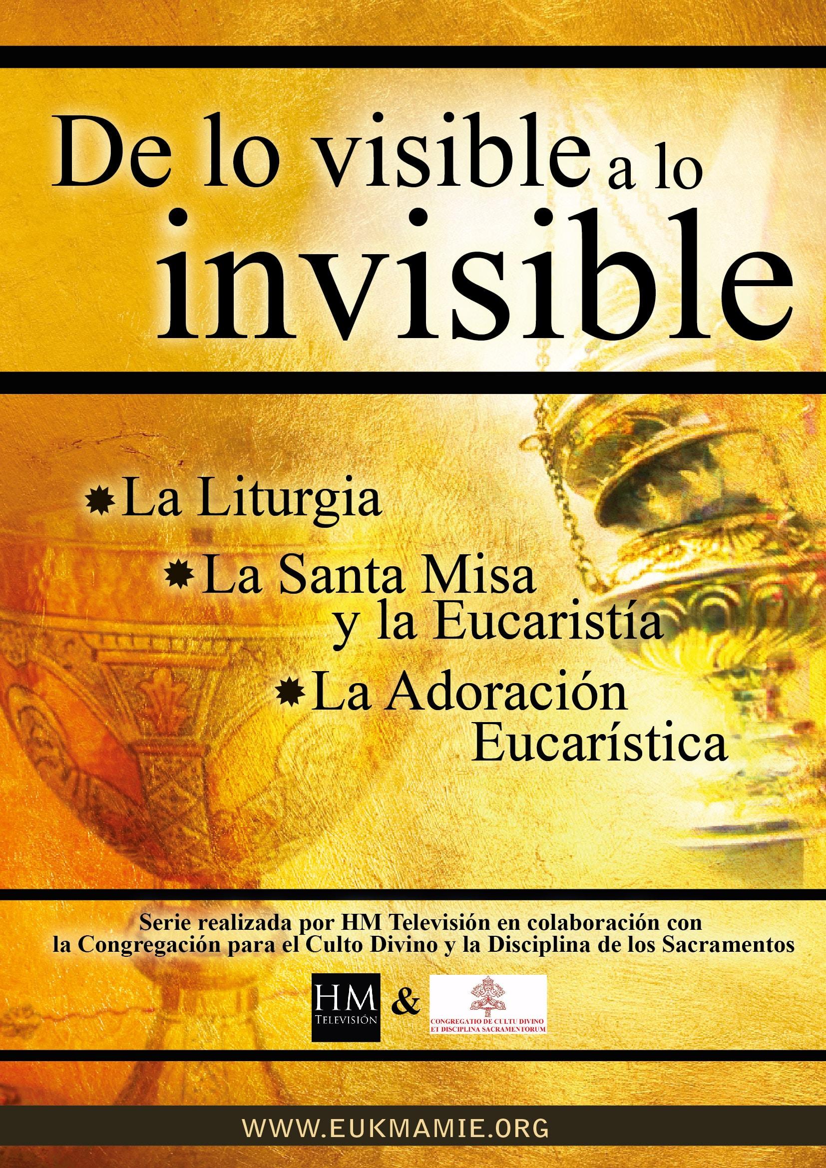 De lo visible a lo invisible