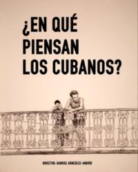 ¿En qué piensan los cubanos?