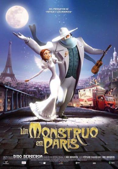 Un monstruo en París