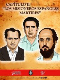 Mártires del Quiché: los misioneros españoles mártires